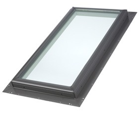 QPF 3046 VELUX Pan-flashed skylight - 30 1/2&quot; x 46 1/2&quot;